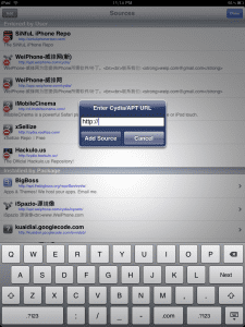 ipad-cydia-add-source