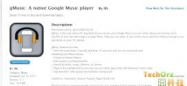 gmusic-a-native-google-music-player