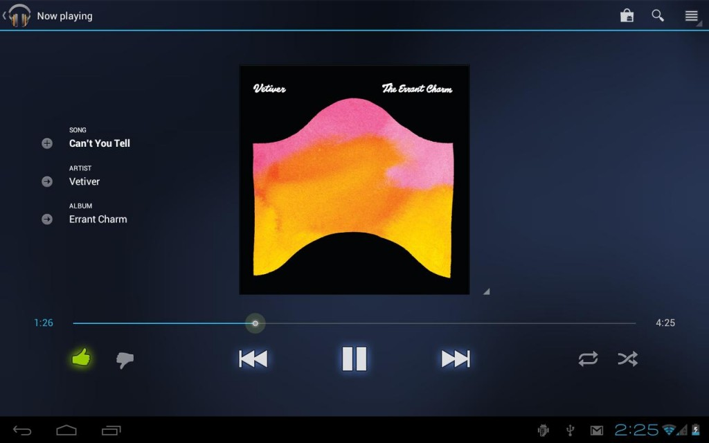 how to download music from google music app