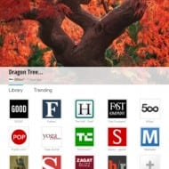 ipad google currents 1 190x190 - Google Currents 是類似 Flipboard 及 LiveStand 的社交雜誌新產品!