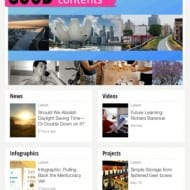ipad google currents 2 190x190 - Google Currents 是類似 Flipboard 及 LiveStand 的社交雜誌新產品!