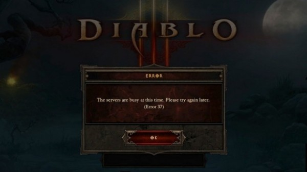diablo 3 how to choose server