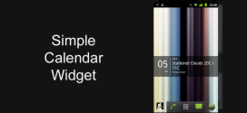 android-apps-simple-calendar-widget