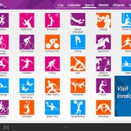 iphone android apps london olympic 2012 3 190x190 - 冇直播,點算好?倫敦奧運會 2012 官方 Android 及 iPhone 應用上線囉!