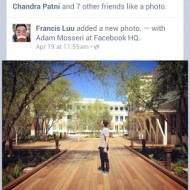 facebook for android v2 0 screen 1 190x190 - Android 及 iOS 版 Facebook 更新,帶來更快的速度!