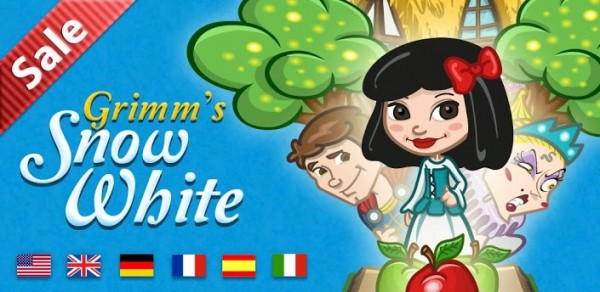google-best-android-apps-of-2012-grimms-snow-white