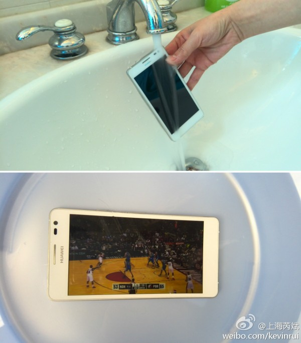 huawei-ascend-d2-water-proof