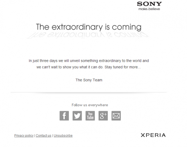 sony-the-extraordinary-is-coming-ces-2013