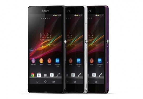 sony-xperia-z-three-colours-black-white-purple