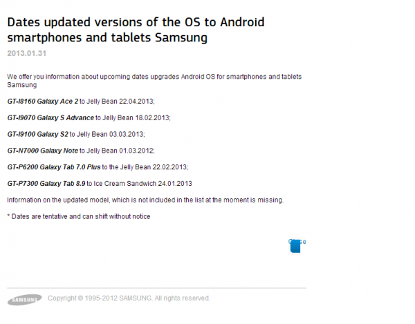 samsung-announced-detail-dates-of-android-4-1-jelly-bean-update-1