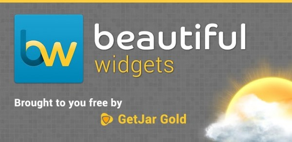 android-app-beautiful-widgets-gold