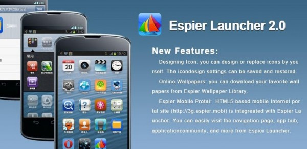 android-apps-espier-launcher