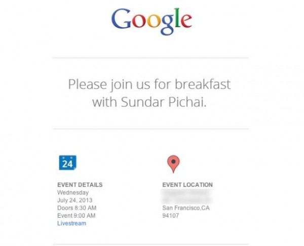 google-breakfast-with-sundar-pichai-android-press-release