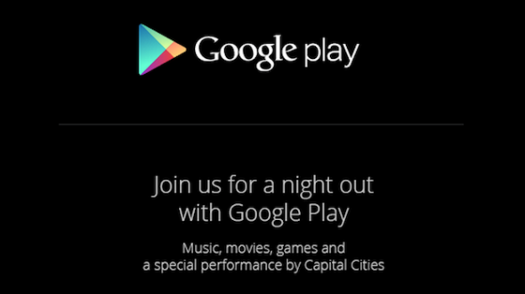 Google-play-night-out-nexus-5-invitation