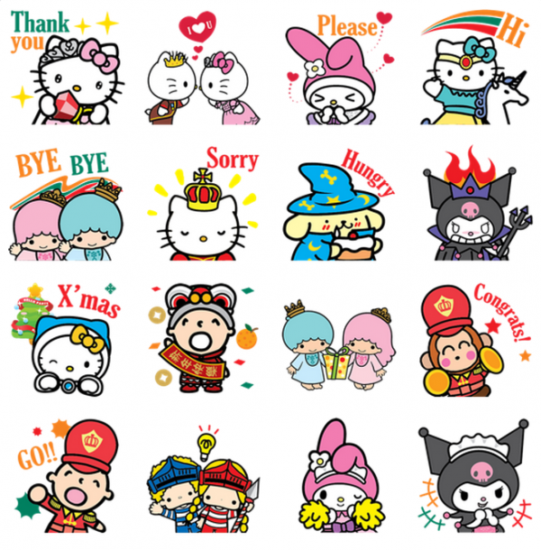 facebook-sticker-hk-7-eleven-hk-and-sanrio-hello-kitty-party-1