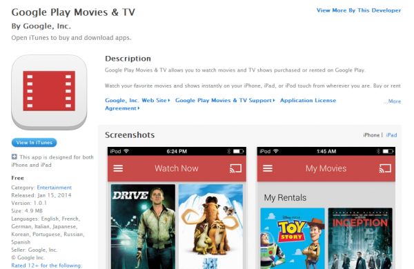 play movies from iphone to tv play amp tv 登陸 iphone 及 平台 techorz 囧科技 6383
