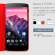 google-nexus-5-red
