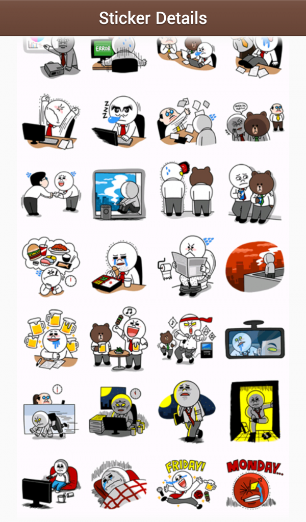 line-stickers-free-19-line-work-series-3