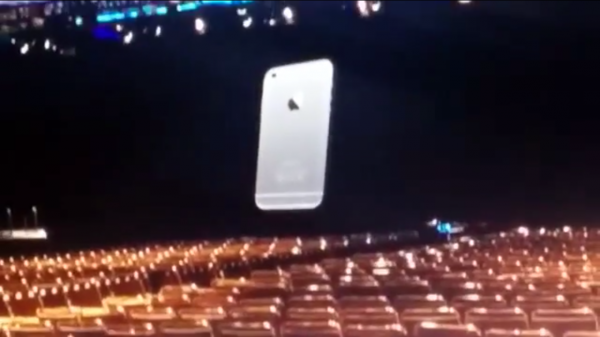 apple-wwdc-projector-testing-iphone-6