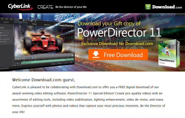 Cyberlink powerdirector 11 special edition for Cyberlink powerdirector 11 templates free downloads