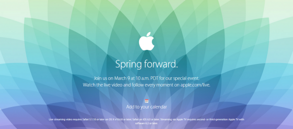 apple-watch-spring-forward-press-release-9-march-live
