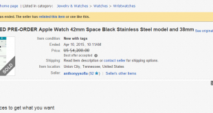 apple-watch-high-price-in-ebay