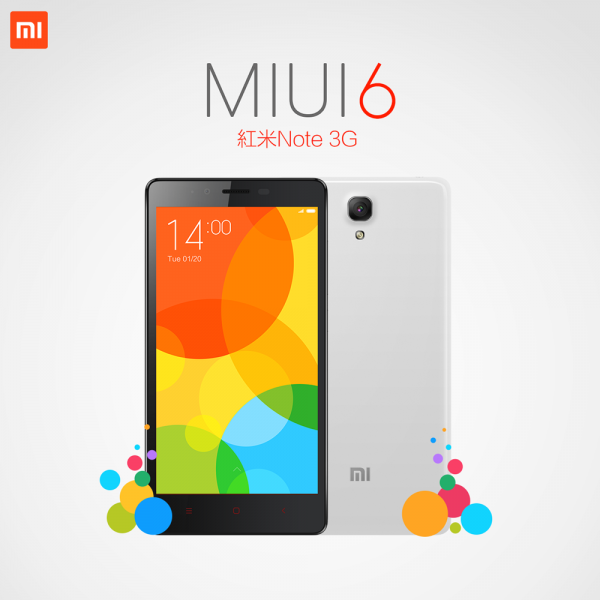 xiaomi-redmi-note-3g-miui-v6-released