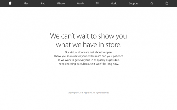 apple-store-down-for-tonight-announcement