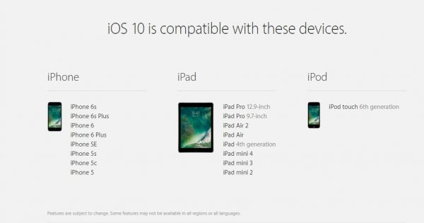 apple-ios-10-compatiable-list-2