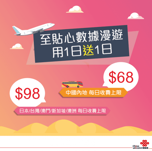 china-unicom-hk-data-roaming-buy-1-day-get-1-day-free
