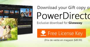 cyberlink powerdirector 13 le edition free for download 1 310x165 - Cyberlink PowerDirector 13 LE 版本限時免費下載
