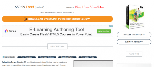 cyberlink-powerdirector-13-le-edition-free-for-download