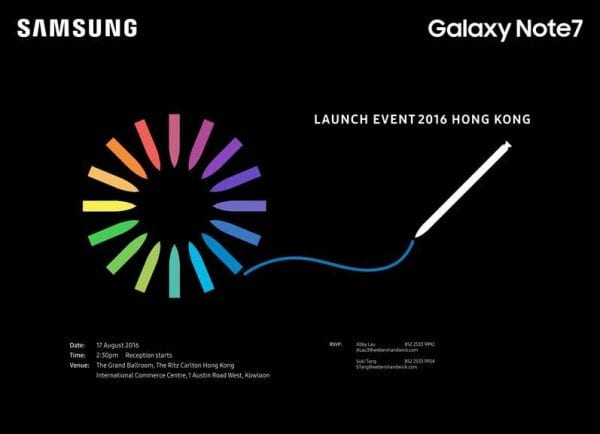 samsung-to-announce-galaxy-note-7-on-17-aug