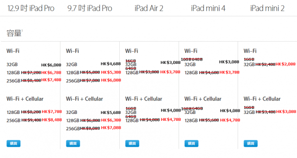 ipad-series-price-down-remove-16gb-option