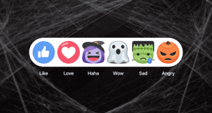 facebook-halloween-reactions