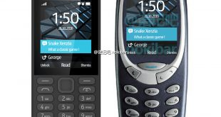nokia 3310 new version may release soon 310x165 - Nokia 3310 復刻版將推出!規格提升 LED 屏幕、Series 30+ UI 及可更換面板!