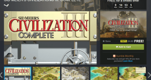 civilization iii humblebundle steam free for limited time 310x165 - 《文明帝國III 完全典藏版》humblebundle x Steam 限時免費下載