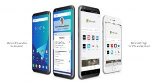 microsoft edge and launcher for ios android 310x165 - iOS 及 Android 版 Microsoft Edge 及 Microsoft Launcher 公佈