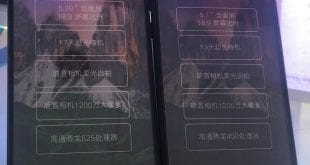 mi redmi 5 plus spec leaked 310x165 - 紅米 5 及紅米 5 Plus 真機及規格曝光